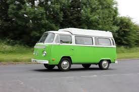 green volkswagen van rent this emission free electric vw bus for 67 per night curbed
