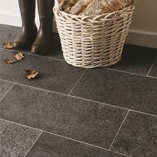 doma 61 x 30 5 x 1 black flamed tile