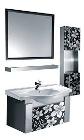 Metal Bathroom Vanity by Buy Stainless Steel Bathroom Vanities U0026 Tops At Faucetline Com