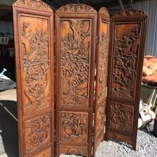 find more hand carved japanese room divider for sale at up to 90