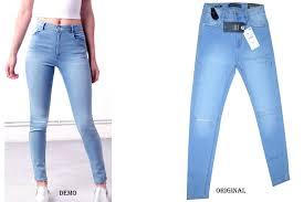 Light Blue High Waisted Jeans Bershka High Waist Skinny Stretchable Light Blue Jeans
