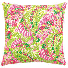 Eco Upholstery Fabric Seaurchin Indoor Outdoor Pillow Contemporary Organic Pillows