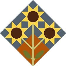 How To Make A Barn Quilt 49 Best Barn Quilt Images On Pinterest Sunflowers Quilt Blocks