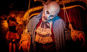 themes for halloween horror nights 2012 how theme parks embraced halloween attractions entertainment