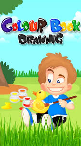 colour book drawing kids android apps google play