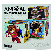 Superhero Photo Booth Amazon Com Paladone Animal Adventures Pet Photo Booth Frame Toys