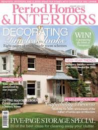 period homes interiors magazine january 2016 issue get - Period Homes And Interiors