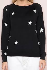 alanis star sweater brandy melville reve