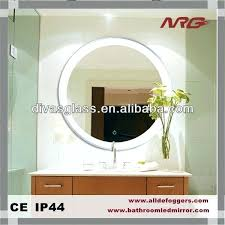 Portable Vanity Table Dressing Table Mirror Led Lightip44ce Certificate Makeup Table