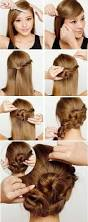 20 chic bun hairstyles we love medium hair medium hair