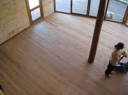 the day 192 sanding cypress pine flooring