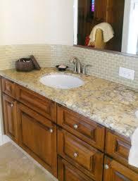 Brown Gray Metal Slate Backsplash by Bathrooms Design Bathroom Tiles Home Depot Subway Tile Bathrooms