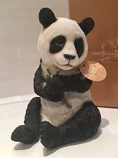 panda ornaments figurines collectables ebay