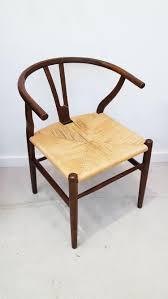 wegner for carl hansen wishbone chair
