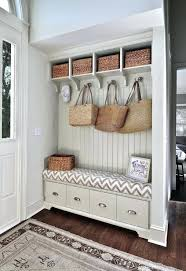 Mudroom Storage Bench Mud Room Designs Farmhouse Style Mudrooms Pictures Ideas