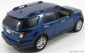 Ford Explorer 2015 - motor max 73186bl scale 1 18 ford usa explorer xlt 2015 blue met