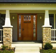 Exterior Wooden Doors With Glass by Doors Awesome Entry Door Replacement Glass Window World Prices
