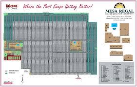 Map Of Mesa Az Mesa Regal Pickleball Club