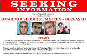 Seeking Orlando Seeking Assistance In The Orlando Shooting Investigation Fbi