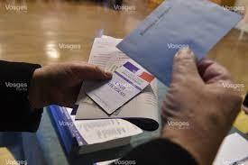 bureau de vote tours edition d epinal elections régionales le vote dans le secteur