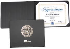 diploma holder standard diploma holders 0346 new marlo plastic products inc