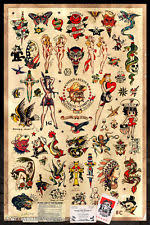 tattoo home decor tattoos home décor posters prints ebay