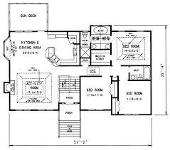 hillside floor plans baby nursery bi level house plans home design split level house