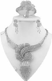 15 indian silver jewellery designs for and
