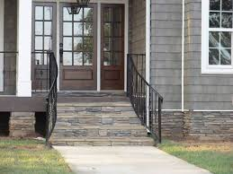 photos of front porch railings