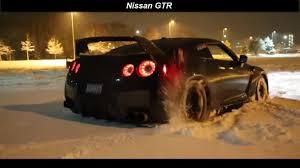 nissan gtr drag car nissan gtr powerslide accelerate donuts drag crazy coub gifs