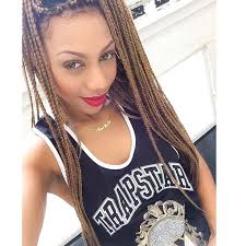 215 best beautiful box braids images on pinterest hairstyles