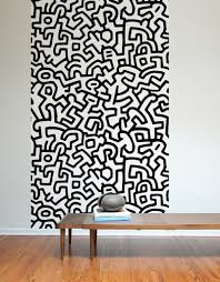 popshop giant wall murals by keith haring giant wall stickers popshop giant wall murals keith haring wall sticker wall decal main image