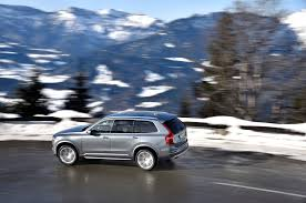 volvo announces updates for 2017 xc90 60 range