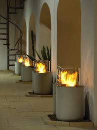 wonderful bio ethanol outdoor fireplace u2014 bistrodre porch and