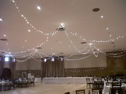 tips for hanging lights wedding event lighting and decor