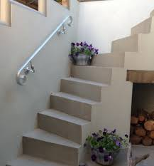 Iron Handrails For Stairs Wrought Iron Handrails Metal Handrails
