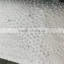 cheap tulle fabric alibaba wholesale beaded embroidery lace beaded tulle