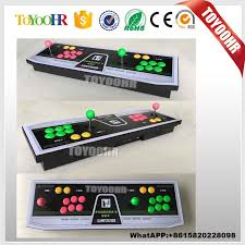 play table board game console 4s plus 815 in 1 game console usb joystick arcade buttons with light