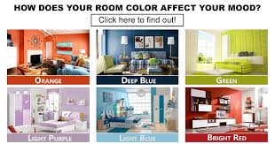 how does color affect mood how does your room color affect your mood