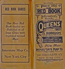 Street Map Of Queens New York by The Red Book Information And Street Guide Of Queens Borough New