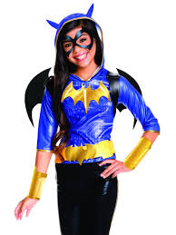 dc superhero girls batgirl costume kids superhero costume