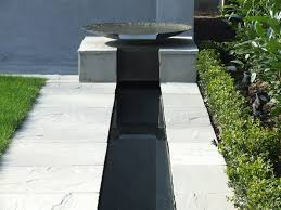 modern water feature water feature and ponds specialists serenity landscaping kent