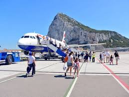 Show Gibraltar On World Map by Gibraltar Airport Info On Flights Car Hire Transfers