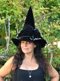 Black Raven Halloween Costume 160 Witch Hats Images Witch Hats Witches