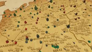 Map Rome Hegemony Rome The Rise Of Caesar