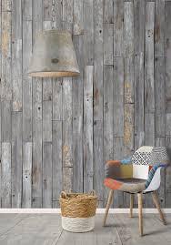 rustic wood panels wallpaper design by milton u0026 king burke decor