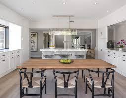Ottawa Kitchen Design A White Washed Caluctta Marble Kitchen Design In Ottawa Canada