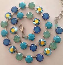 make swarovski crystal necklace images 49 best sabika erbstuck retired images crystal jpg