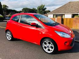 2014 ford ka 1 2 zetec 27 000 miles group 1 insurance and only 30