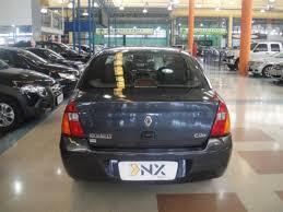 renault clio 1 0 rn sedan 16v gasolina 4p manual 2002 2003 nx motors